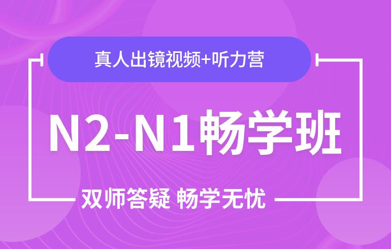 N2-N1畅学班